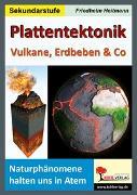 Cover-Bild zu Plattentektonik (eBook) von Heitmann, Friedhelm