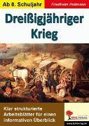 Cover-Bild zu Dreißigjähriger Krieg (eBook) von Heitmann, Friedhelm