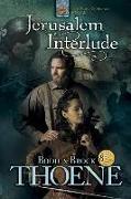 Cover-Bild zu Thoene, Bodie: Jerusalem Interlude
