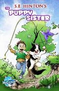Cover-Bild zu Hinton, S. E.: S.E. Hinton's The Puppy Sister (eBook)