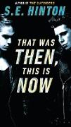 Cover-Bild zu Hinton, S. E.: That Was Then, This Is Now