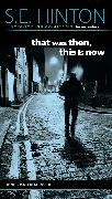 Cover-Bild zu Hinton, S. E.: That Was Then, This Is Now (eBook)