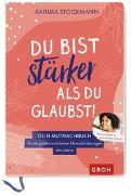 Cover-Bild zu Stockmann, Karima: Du bist stärker als du glaubst!
