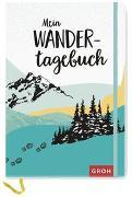 Cover-Bild zu Groh Verlag: Mein Wandertagebuch