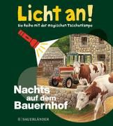 Cover-Bild zu Hugo, Pierre de (Illustr.): Nachts auf dem Bauernhof