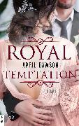 Cover-Bild zu Dawson, April: Royal Temptation (eBook)