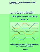 Cover-Bild zu Littkemann, Jörn: Übungen zum Controlling - Band 4 (eBook)