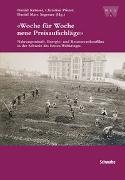 Cover-Bild zu Krämer, Daniel (Hrsg.): «Woche für Woche neue Preisaufschläge»