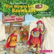 Cover-Bild zu Pope Osborne , Mary: Der römische Spion