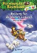 Cover-Bild zu Pope Osborne, Mary: Das magische Baumhaus junior 12 - Rettung für die kleinen Eisbären