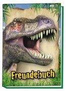 Cover-Bild zu Panini: Dinosaurier: Freundebuch