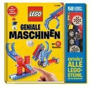 Cover-Bild zu Panini: LEGO® Geniale Maschinen: Mit 11 Modellen