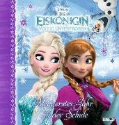 Cover-Bild zu Panini (Hrsg.): Disney Die Eiskönigin: Mein erstes Jahr in der Schule