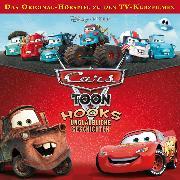 Cover-Bild zu Disney - Cars Toon - Hooks unglaubliche Geschichten (Audio Download) von Bingenheimer, Gabriele