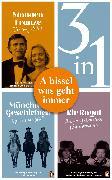 Cover-Bild zu Süskind, Patrick: A bissel was geht immer (eBook)