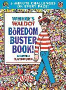 Cover-Bild zu Handford, Martin: Where's Waldo? The Boredom Buster Book: 5-Minute Challenges