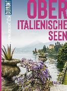 Cover-Bild zu DuMont Bildatlas Oberitalienische Seen