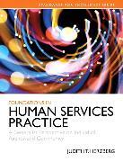 Cover-Bild zu Herzberg, Judith T.: Foundations in Human Services Practice