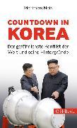 Cover-Bild zu Naß, Matthias: Countdown in Korea (eBook)