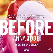 Cover-Bild zu Todd, Anna: Before (Audio Download)