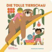Cover-Bild zu Farina, Marcos: Die tolle Tierschau