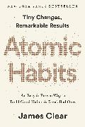 Cover-Bild zu Clear, James: Atomic Habits (MR-EXP)