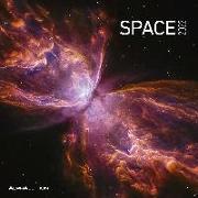 Cover-Bild zu ALPHA EDITION (Hrsg.): Space 2022 - Broschürenkalender 30x30 cm (30x60 geöffnet) - Kalender mit Platz für Notizen - Weltraum - Bildkalender - Wandplaner - Alpha Edition