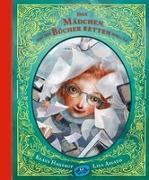 Cover-Bild zu Hagerup, Klaus: Das Mädchen, das die Bücher retten wollte