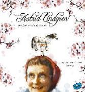 Cover-Bild zu Bjorvand, Agnes-Margrethe: Astrid Lindgren. Ihre fantastische Geschichte