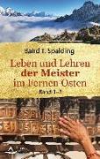 Cover-Bild zu Leben und Lehren der Meister im Fernen Osten von T. Spalding, Baird