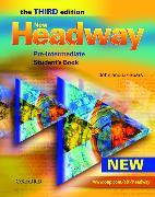 Cover-Bild zu Soars, John: New Headway: Pre-Intermediate Third Edition: Student's Book