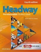 Cover-Bild zu Soars, Liz and John: New Headway: Pre-Intermediate: Student's Book with Oxford Online Skills