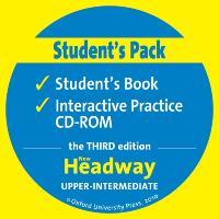 Cover-Bild zu Soars, Liz: New Headway. Third Edition. Upper-Intermediate. Student's Book. With German-Wordlist