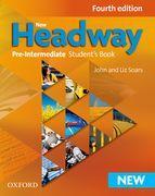 Cover-Bild zu Soars, Liz: New Headway. Fourth Edition. Pre-Intermediate. Student's Book / Culture and Literature Companion
