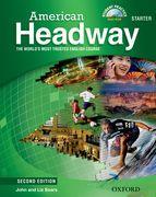 Cover-Bild zu Soars, Liz: American Headway: Starter: Student Book with Student Practice MultiROM