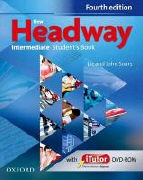 Cover-Bild zu Soars, Liz: New Headway. Fourth Edition. Intermediate. Student's Book with iTutor-DVD-ROM