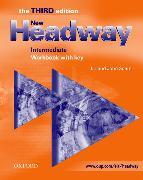 Cover-Bild zu Soars, Liz: New Headway: Intermediate Third Edition: Workbook (with Key)