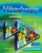 Cover-Bild zu Soars, Liz: New Headway: Beginner: Student's Book A