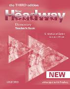 Cover-Bild zu Soars, John: New Headway: Elementary Third Edition: Teacher's Book