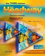 Cover-Bild zu Soars, John: New Headway: Pre-Intermediate Third Edition: Student's Book A
