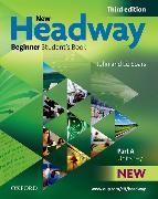 Cover-Bild zu Soars, John: New Headway: Beginner Third Edition: Student's Book A