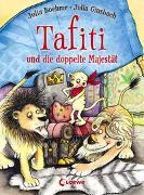Cover-Bild zu Boehme, Julia: Tafiti und die doppelte Majestät (Band 9)