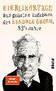 Cover-Bild zu Groen, Hendrik: Eierlikörtage (eBook)