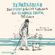 Cover-Bild zu Groen, Hendrik: Herrenabend (Hendrik Groen 3) (Audio Download)