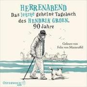 Cover-Bild zu Groen, Hendrik: Herrenabend