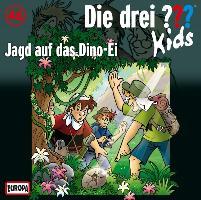 Cover-Bild zu Jagd auf das Dino-Ei