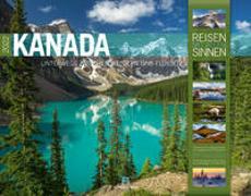 Cover-Bild zu Ackermann Kunstverlag (Hrsg.): Kanada Kalender 2022