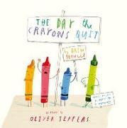 Cover-Bild zu Daywalt, Drew: The Day the Crayons Quit