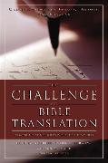 Cover-Bild zu Zondervan,: The Challenge of Bible Translation