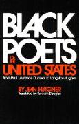 Cover-Bild zu Wagner, Jean: Black Poets of the United States